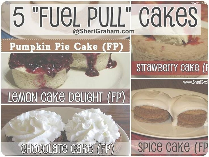 A Fuel Pull Cakes Collection (FP)
