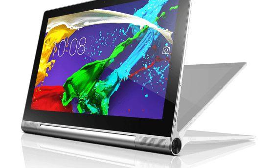 Lenovo Yoga Tablet2 Pro | Une tablette multimode avec Picoprojecteur.