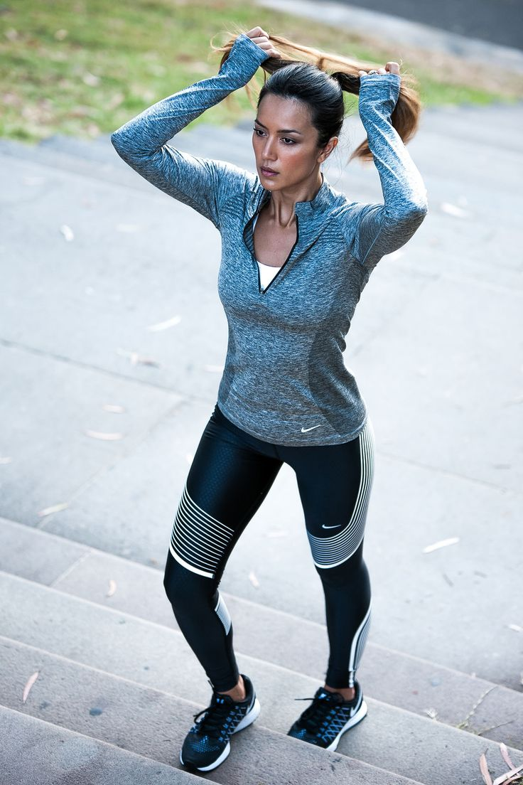 Nike Power Tights, Bianca Cheah