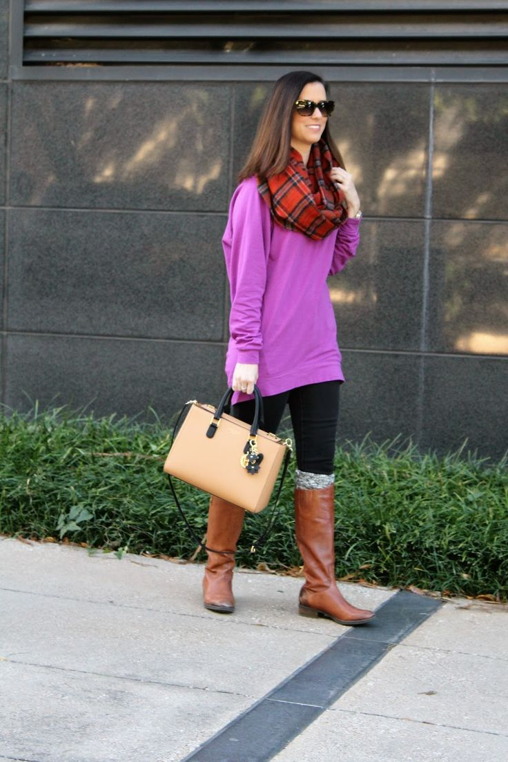Slouchy Dolman Tunic from The Mint Julep Boutique only $24 || Beautifully Elegant Blog