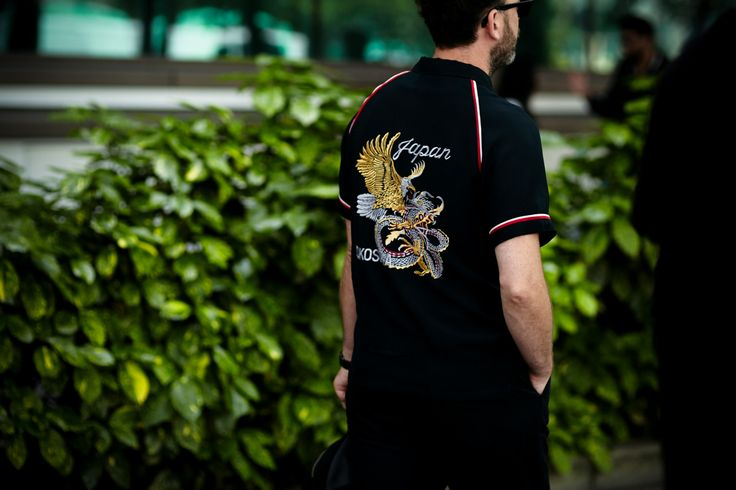 The Best British Street Style from London Collections Men Day 1 - -Wmag