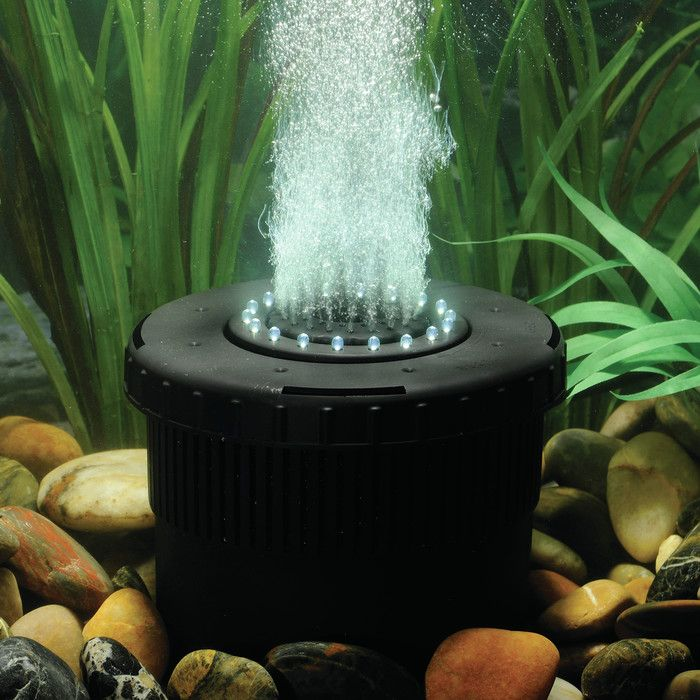 You'll love the Pond Aerator at Wayfair - Great Deals on all Outdoor  products with Free Shipping on most stuff, even the big stuff.