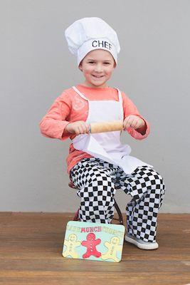 Chef Costume | Dress Ups Kids