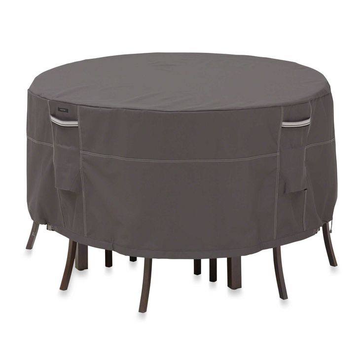Ravenna Patio Table Amp Chair Set Cover Rectangle Oval Large