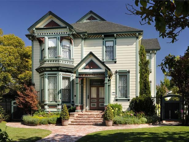 8 Best Images About Victorian Homes On Pinterest