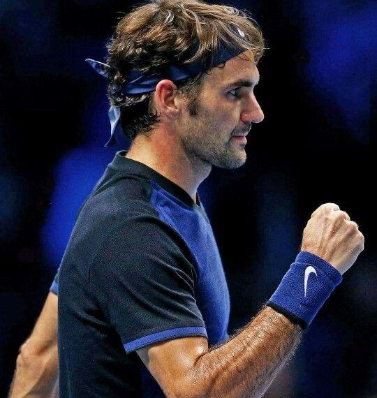 Roger Federer 2015 ATP world tour finals