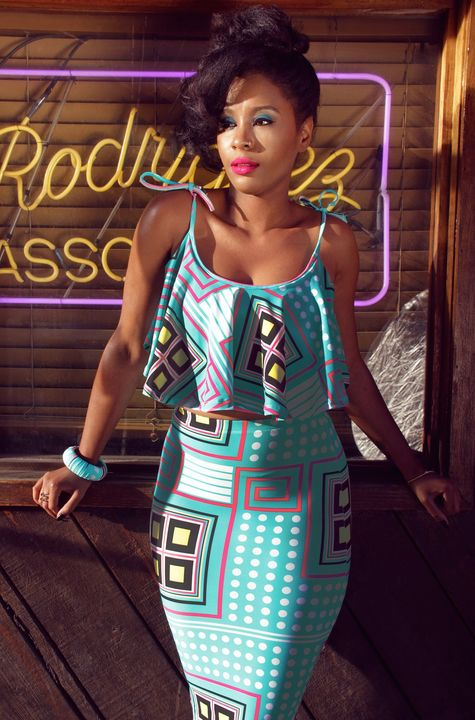 Rue 107′S Summer 2014 Collection at Ecstasy Models
