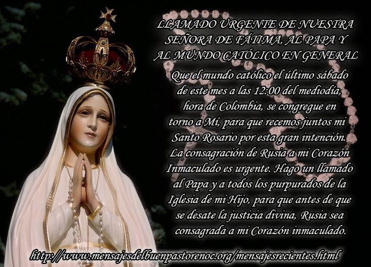 JESUS VIENE PRONTO: MENSAJES RECIENTES DE JESUS Y MARIA DADOS AL HERMANO ENOC