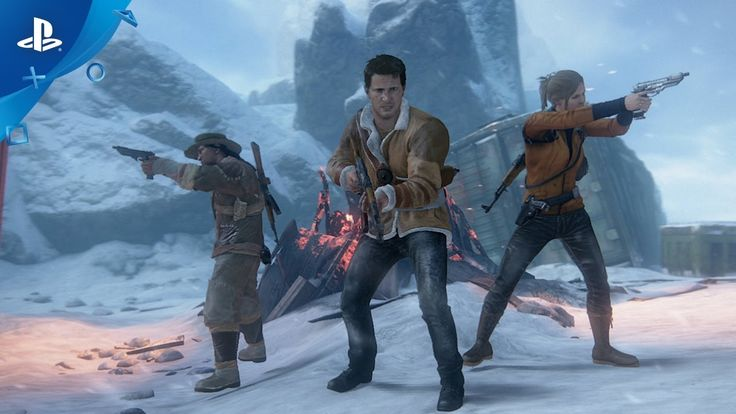 Uncharted 4 - Survival Mode Trailer | PS4  http://www.youtube.com/watch?v=pajI_GSiLtA