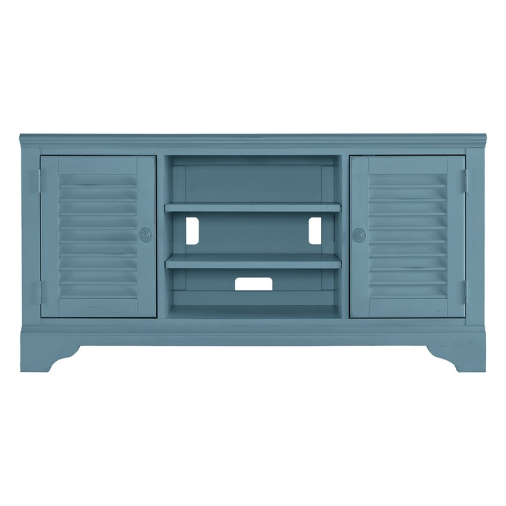 Stanley Furniture 829 Coastal Living Console Tv Stand
