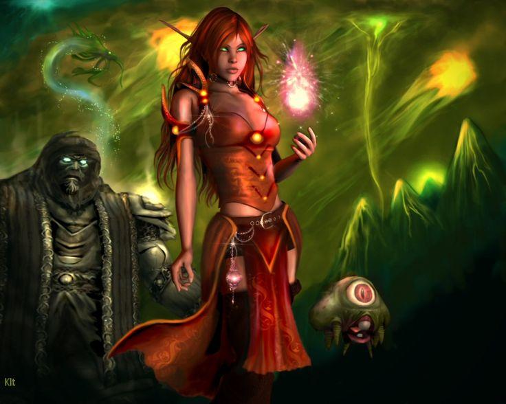 wow_blood_elf_by_karaliina.jpg (800×640)