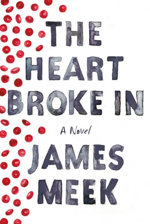 The Heart Broke In by James Meek; design by Abby Kagan; illustration by Michele Banks  Farrar, Straus & Giroux
