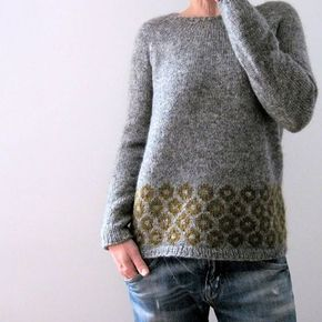 Ready for fall.....out now hope you enjoy! (www.ravelry.com/patterns/library/ready-for-fall-2) #isabellkraemer #lilalu #newdesign #knittersofinstagram #newpullover #knittingdesign #filcolana #bubblessweater #colorwork #readyforfall