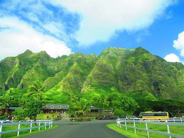 3 días Perdidos en Oahu (Hawaii)