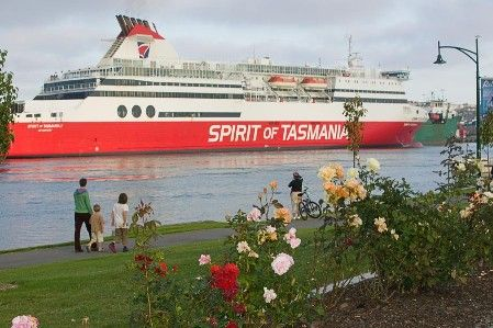 Devonport: The sea link between Tasmania &  Victoria. Home of the Spirit of Tasmania and home to Harcourts Devonport.