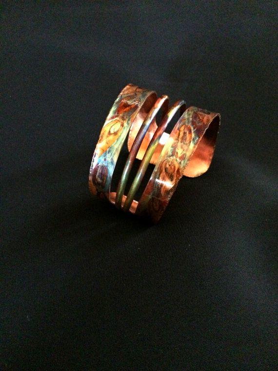 les 25 meilleures id es concernant bracelet en cuivre sur pinterest bijoux en fil de cuivre. Black Bedroom Furniture Sets. Home Design Ideas