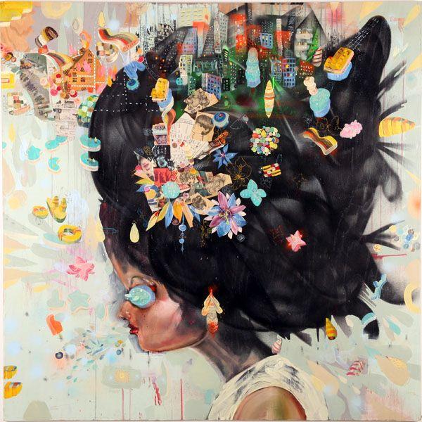 David Choe Graffiti Artist | david choe is a graffiti graphic artist an art school drop out choe ...