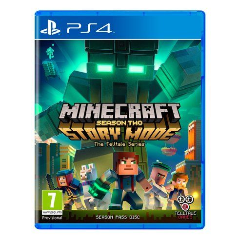 Superb Minecraft Story Mode: Season Two The Telltale Series PS4 Now At Smyths Toys UK! Buy Online Or Collect At Your Local Smyths Store! We Stock A Great Range Of Coming Soon - PlayStation 4 At Great Prices.