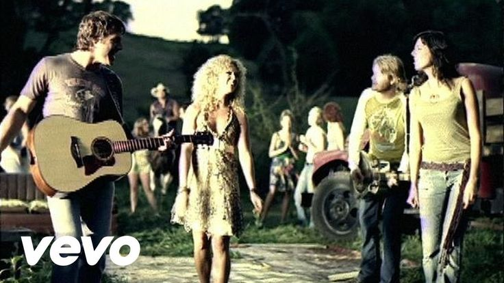 The one and only country song that I adore. Little Big Town - Boondocks