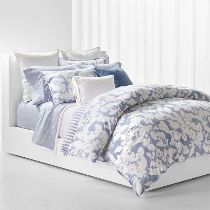 Lauren Ralph Lauren Willa Reversible Duvet Cover Set Bed Bath