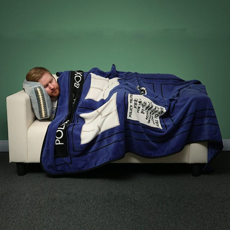 29.59$  Buy here - http://ali897.shopchina.info/go.php?t=32786525071 - Anime Doctor Who TARDIS Blankets Coral Fleece Police Box Carpet Throw Blankets Blue Bed Sheet 127*226CM Free Shipping  #aliexpressideas