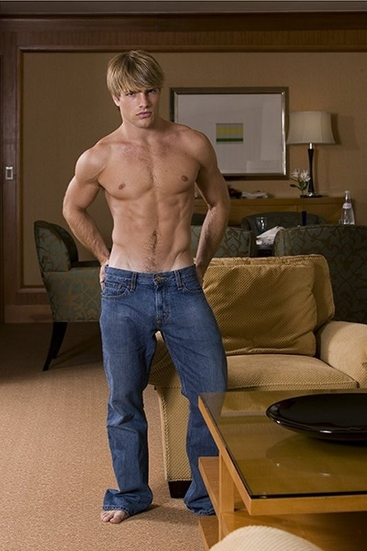 from Harper hot men porn in jeans