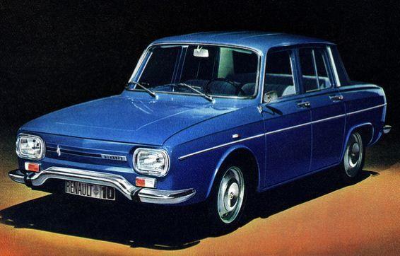 Renault 10 - 1967
