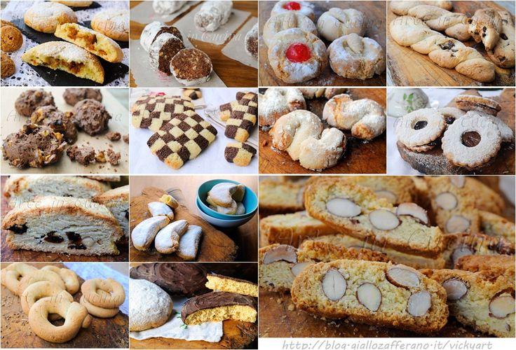Biscotti da regalare a Natale ricette facili vickyart arte in cucina
