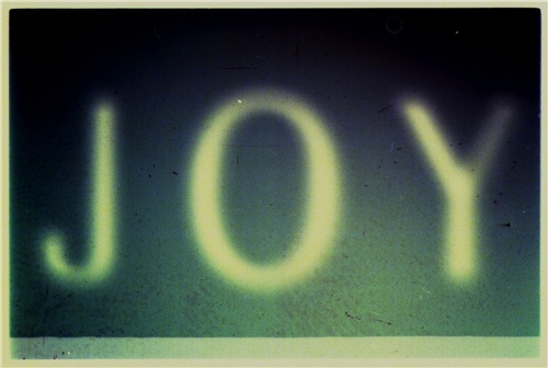 Robin Cracknell, Joy (version), 2011