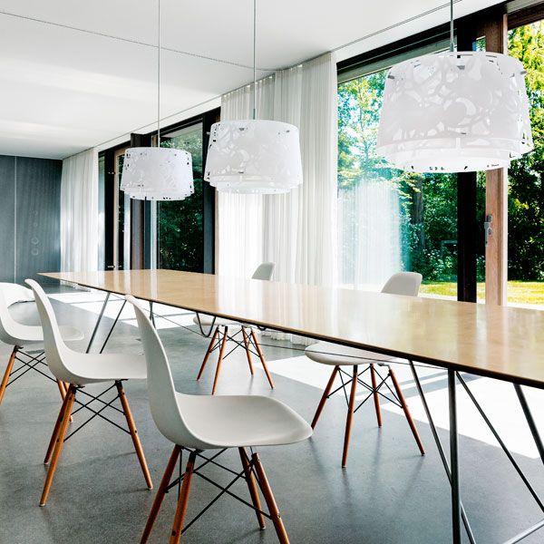 Louis poulsen collage 450 pendant matt white pendants lighting finnish design shop