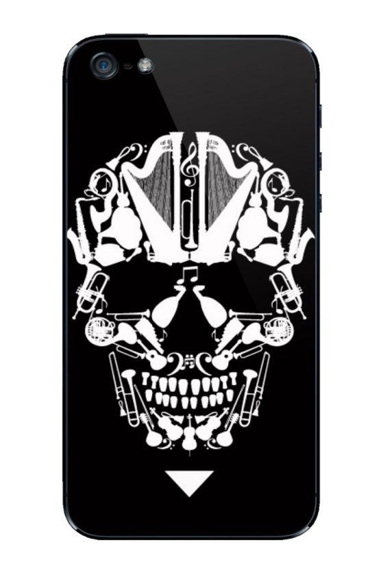 #sekizcom #sekiz #tasarim #design #designer #skin #iphone #robotape #baski #kapak #telefon #black #white