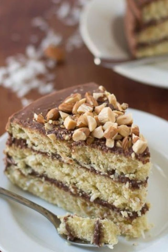 Almond Joy Cake Recipe | The Law Student's Wife
