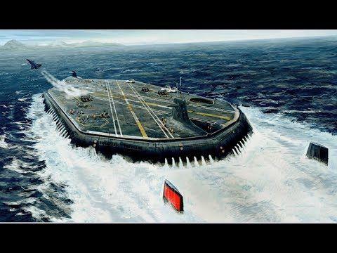 «Проект 941-бис» новый подводный Авианосец России