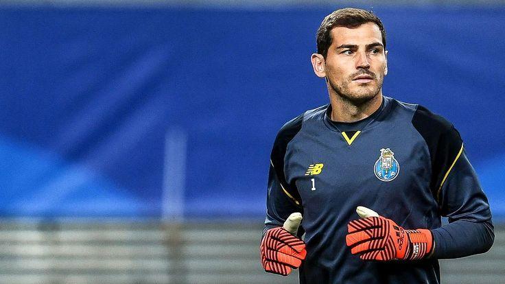 Real Madrid will turn their fortunes around - Porto's Iker Casillas