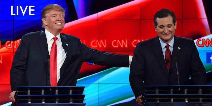 CNN Republican Presidential Debate (LIVE STREAM)