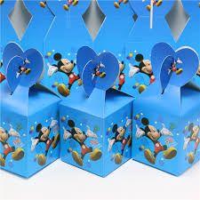 Bildergebnis für geschenkboxen mickey