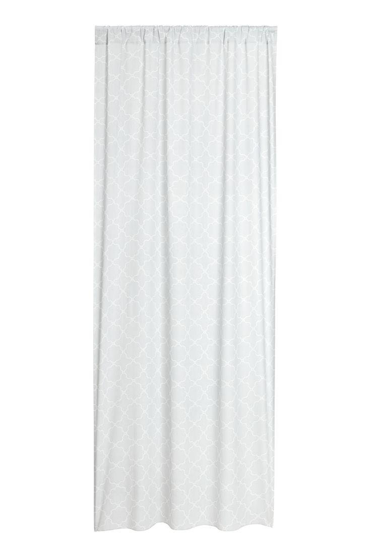 2 kpl verhoja - Vaaleanharmaa/Kuviollinen - Home All | H&M FI