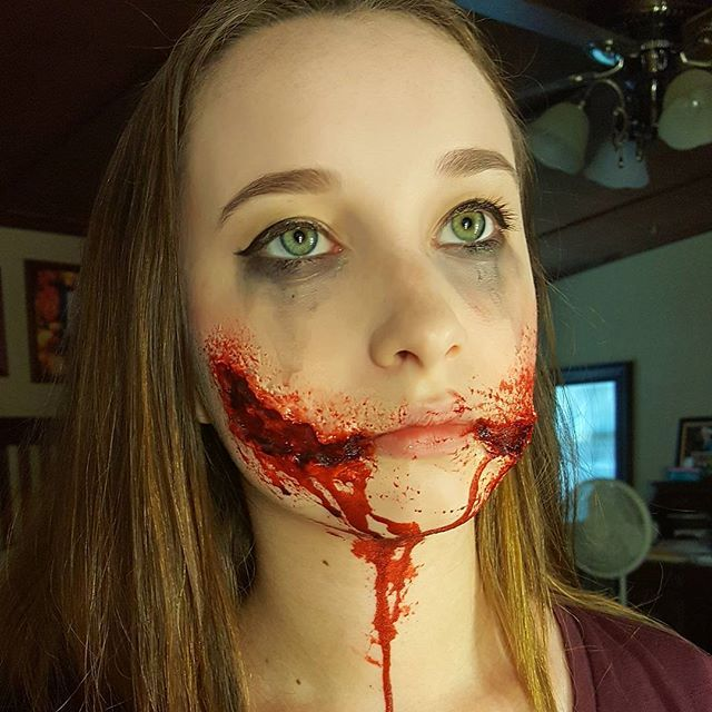 16 best sfx makeup ideas images on Pinterest | Make up ideas ...