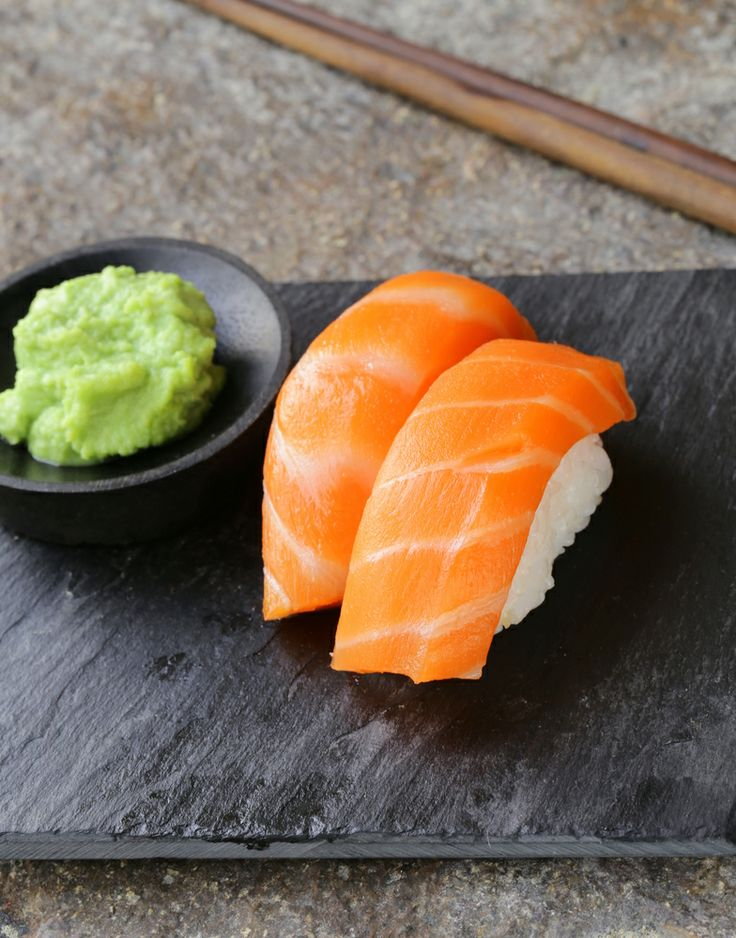 Nigiri sushi  nigiri sushi#sushi#japonská kuchyně