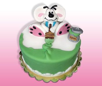 Diddle cake