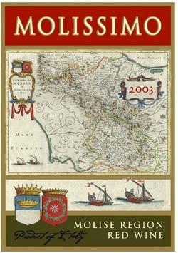 Molissimo Molise Aglicanico and Montepulciano