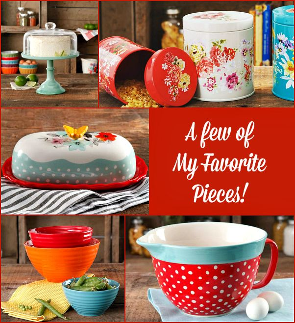 Mommy's Kitchen - Home Cooking & Family Friendly Recipes: The Pioneer Woman's Kitchen Collection at Walmart {Recipe: Ree's Mexican Rice}