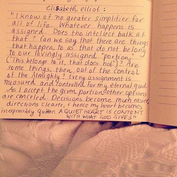 Elisabeth Elliot Quotes On Love: Elisabeth Elliot...LOVE