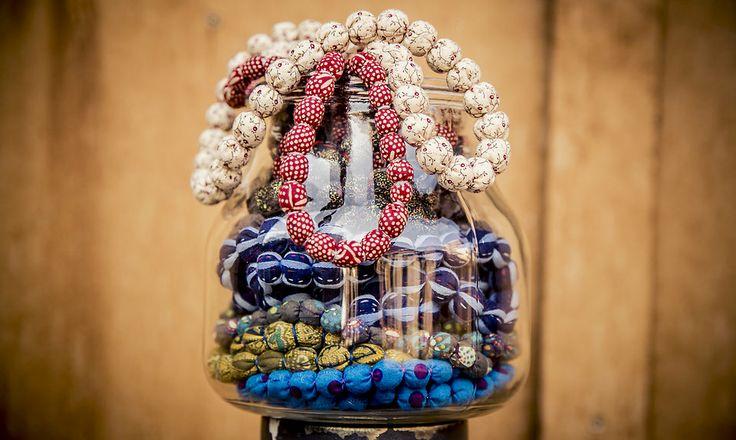 Machapu's Fabric Necklaces www.machapudesign.com