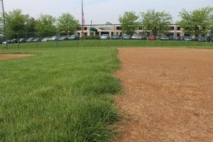 "Fixing Lips on Baseball & Softball Infields  As a company in Central Pennsylvania that specializes in Athletic Field Management of natural turf, we see our share of field maintenance concerns. One such item is the struggle on baseball and softball fields as ""lips"" form on the edge of where the infield mix meets turfgrass. Click the image to read more."