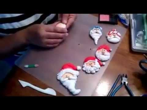 Monikas Creations - El Efecto de la Barba de Papa Noel - YouTube
