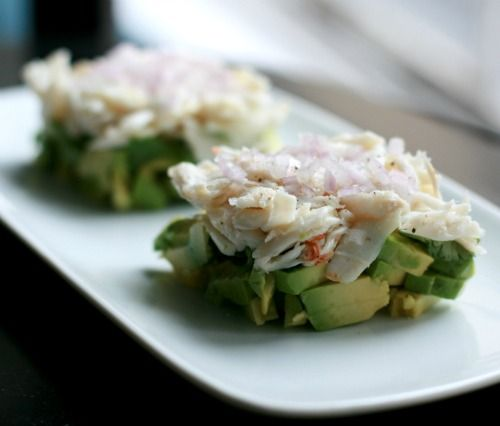 avocado cakes avocado crab salad avocado addiction avocado obsession ...