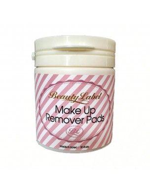 Make-up remover pads Bestel op happywimperextensions.nl  Deze make up remover pads zijn handig voor het verwijderen van make up. Deze mag je gebruiken met wimperextensions. De pads zijn niet gebasseerd op olie basis.