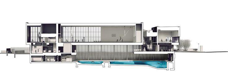 Gallery of Branksome Hall Athletics & Wellness Centre / MacLennan Jaunkalns Miller Architects - 25