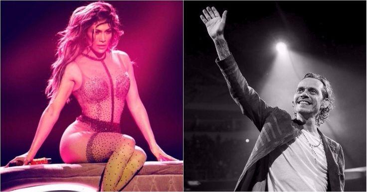 JLo y Marc Anthony invitaron a Alejandro Sanz, Romeo Santos, Gente de Zona… #Farándula #alejandrosanz #concierto #DaddyYankee #gentedezona